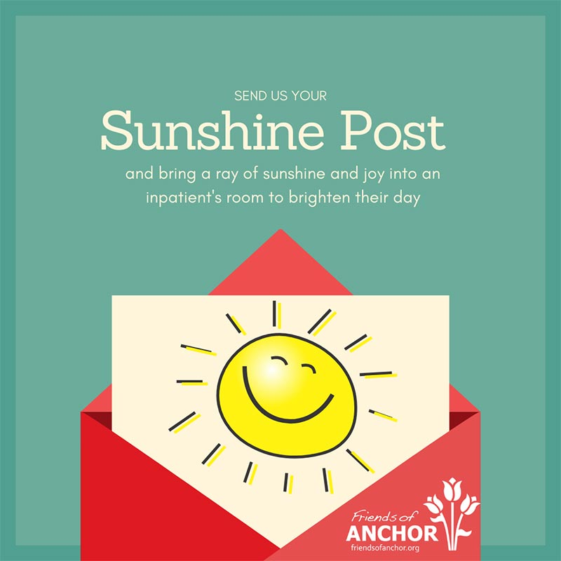 Friends of ANCHOR Sunshine Post